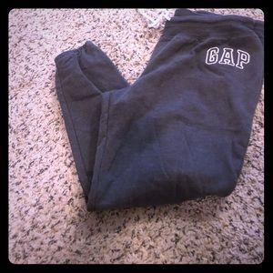 Women's Gap sweat pants size large